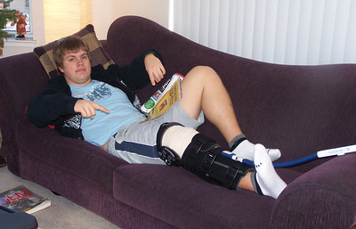 Jim ACL surgery