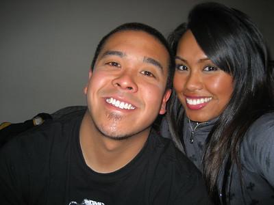Joel and Myra 4 years