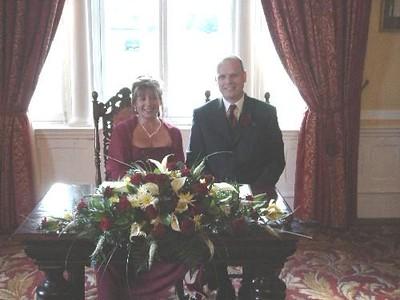 John & Chris Wedding 2007
