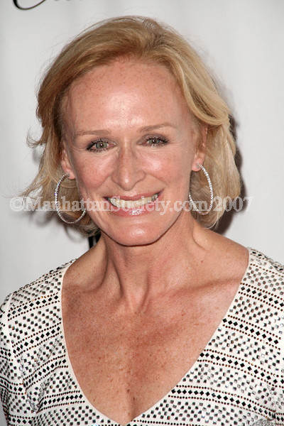 "Arrivals to the premiere of FX's new series, ""Damages"", starring Glenn Close, at the Regal Theater in New York City."