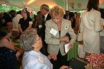 Joyce Dinkins, Marilyn Stillman  at David Dinkins 80th Birthday Party at Gracie Mansion in New York City.  <center>New York, NY July 16, 2007 Photo: ManhattanSociety.com by Steve Mack