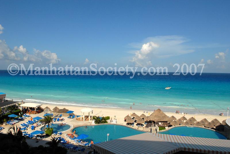 Golden Parnassus Resort Cancun Mexico