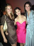 Kristen Parkhurst, Tatiana Boncompagni and Jamie Korey