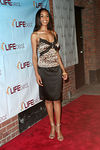 "Michelle Williams at the Launch Party for Kelly Rowland's Release of Her New Album ""Ms. Kelly"" at Home & Guesthouse in New York City.  <center>New York, NY July 10, 2007 Photo: ManhattanSociety.com by Steve Mack"