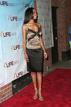 """Michelle Williams at the Launch Party for Kelly Rowland's Release of Her New Album """"Ms. Kelly"""" at Home & Guesthouse in New York City.  <center>New York, NY July 10, 2007 Photo: ManhattanSociety.com by Steve Mack"""