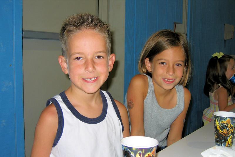 Anthony and Mia