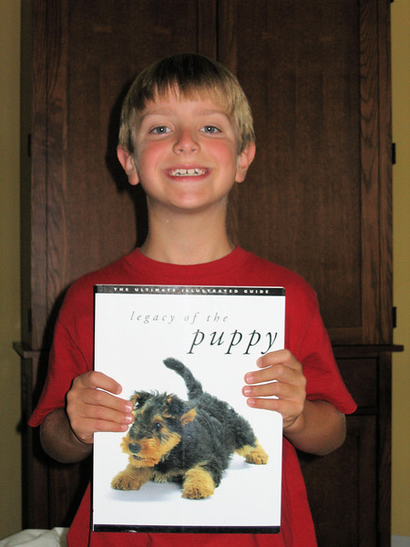 Dog Book from Nonna