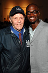 Henry Buhl & Taye Diggs at Sotheby's for A.C.E. For The Homeless 4th Annual 2007 Awards Dinner