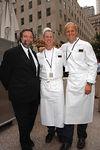 Drew Nieporent , Mark Gaier & Clark Frasier from Arrows Restaurant