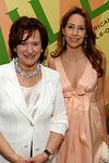 "Marcia Stein, Executive Director, Citymeals-on-wheels and Samantha Boardman Rosen at Rockefeller Center for Citymeals-on-Wheels ""Chefs Gone Wild"""