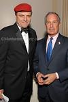 Curtis Sliwa & Mayor Michael Bloomberg