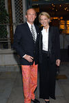 Mark Gilbertson & Diana Quasha at Bryant Park Grill for LILLY PULITZER along with CHAMBORD French Liquer and THE ASSOCIATES COMMITTEE host A PARTY IN THE PARK benefit for LENOX HILL NEIGHBORHOOD HOUS