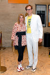 Charles Askegard & Candace Bushnell
