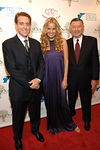 Brad Edson, Petra Nemcova and Larry Jones