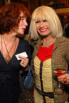 NEW YORK-JUNE 21:? & Betsey Johnson attend Sanctuary For Families 12th Annual ZERO TOLERANCE Benefit on Tuesday, June 5, 2007 at Pier Sixty, Chelsea Piers, New York City, NY. (Photo Credit: ManhattanSociety.com by Christopher London)
