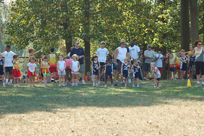 Junior Striders Meet Pikeville  07 Oct