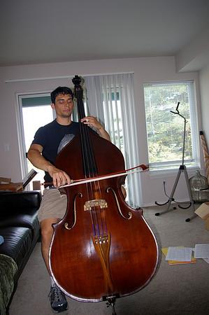 Kai Arvi bass