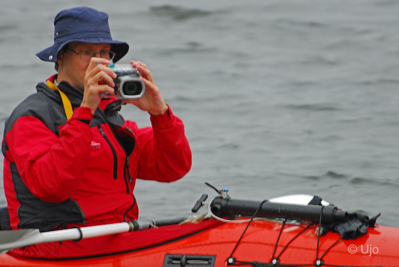 Norrvikens marinefotograf knäppte oxå