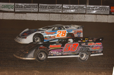 88 Wendell Wallace and 28 Dennis Erb, Jr.