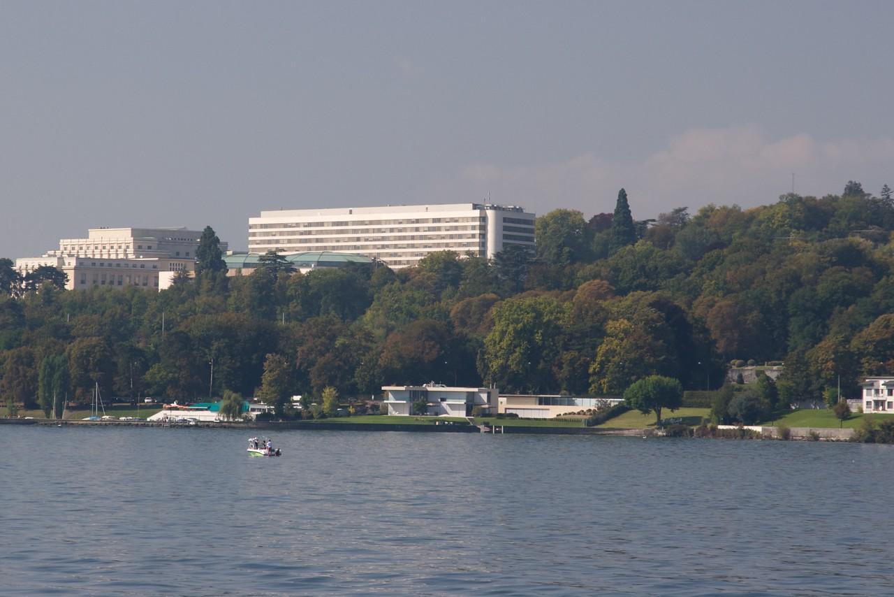 UNOG • The United Nations Office, Geneva (UNOG).