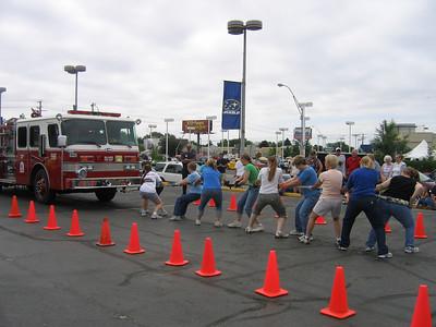 Billings Fire Truck Pull