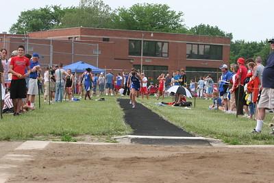 Liberty Benton Track 2007 - Regionals
