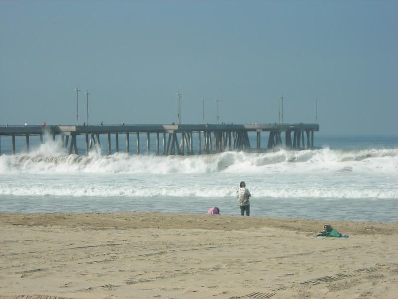 Venice Beach and Pier