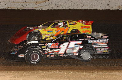 15B Brian Birkhofer and 71 Don O'Neal