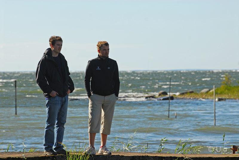 Mikael & Thomas begrundar Luröbrygga