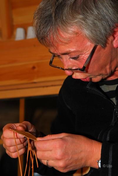 Maj läser om renhornets magiska inverkan...