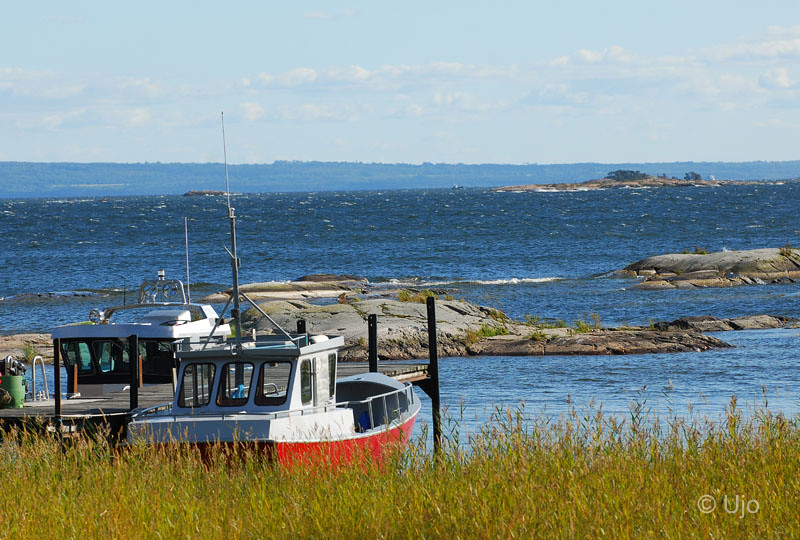 Hamn på Lurö
