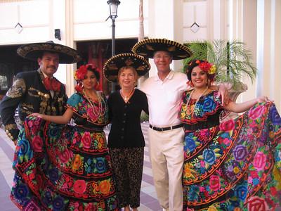 MEXICO  TRIP   3/16 -3/23, 2007