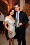 Max Hoover and Tatiana Boncompagni Hoover