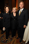 Soledad O'Brien, Emily Conner and Judge Ted Poe, Member of Congress, 2nd District of Texas