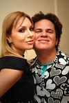 Fabiola Beracasa & Romero Britto