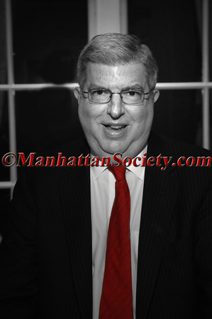 MARVIN HAMLISCH Recital at the home of Dr. Mona Ackerman to Celebrate the site acquisition for the expansion for The New York Synagogue