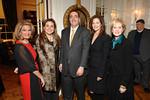 Dr. Jerilyn Kronen, Risa Pulver, Irv Goldman, Barbara Goldman, Sandy Cahn