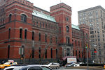 The Seventh Regiment Armory, 643 Park Ave., Between East 66th & East 67th