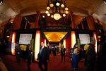 Inside the The Seventh Regiment Armory for Haughton's International Asian Art Fair Benefit Preview