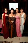 Trisha Duval, Marilyn Holstein, Jeannie Trouveroy & Mari Terese Dubois,