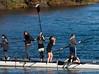 Taking away the oars.