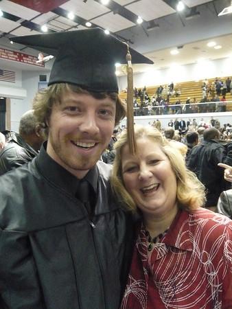 Mat Graduates from SNU