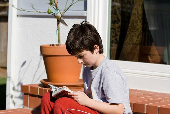 Matthew At Home