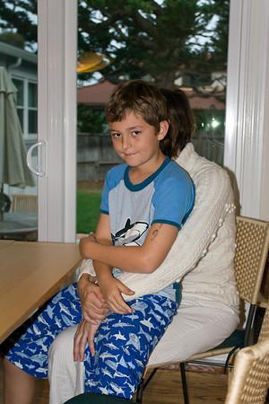 Matthew's 11th Birthday