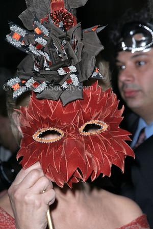 "El Museo's 2007 Gala: ""A Masked Ball"""