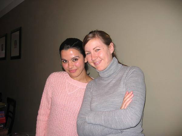 Mariana & Jill
