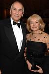 Frank Langella & Barbara Walters
