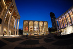 Lincoln Center at Twilight