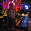 Matt on sound and keyboards.
