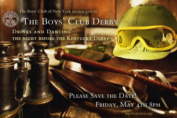 The Boys Club Derby